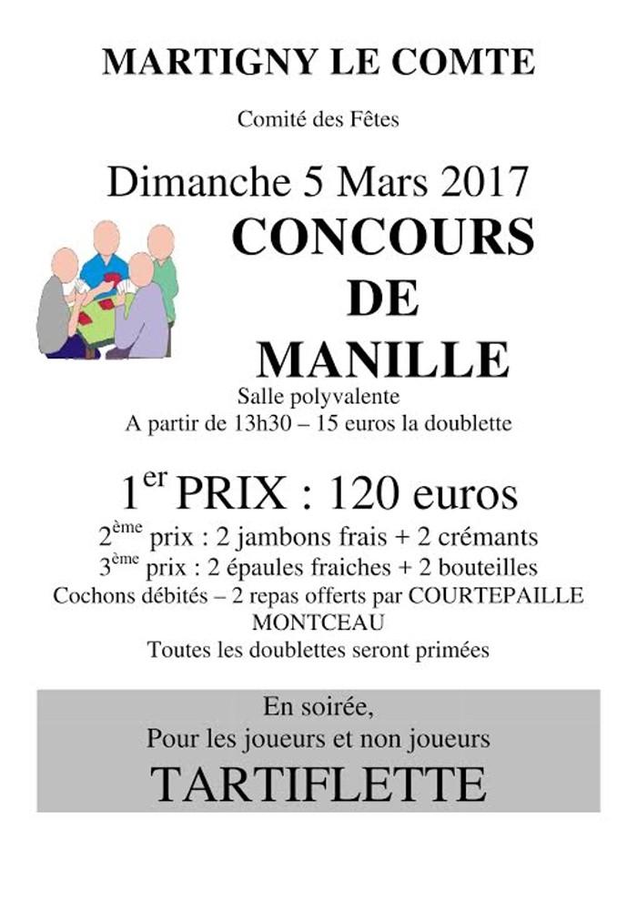 Comité des fêtes de Martigny-le-Comte