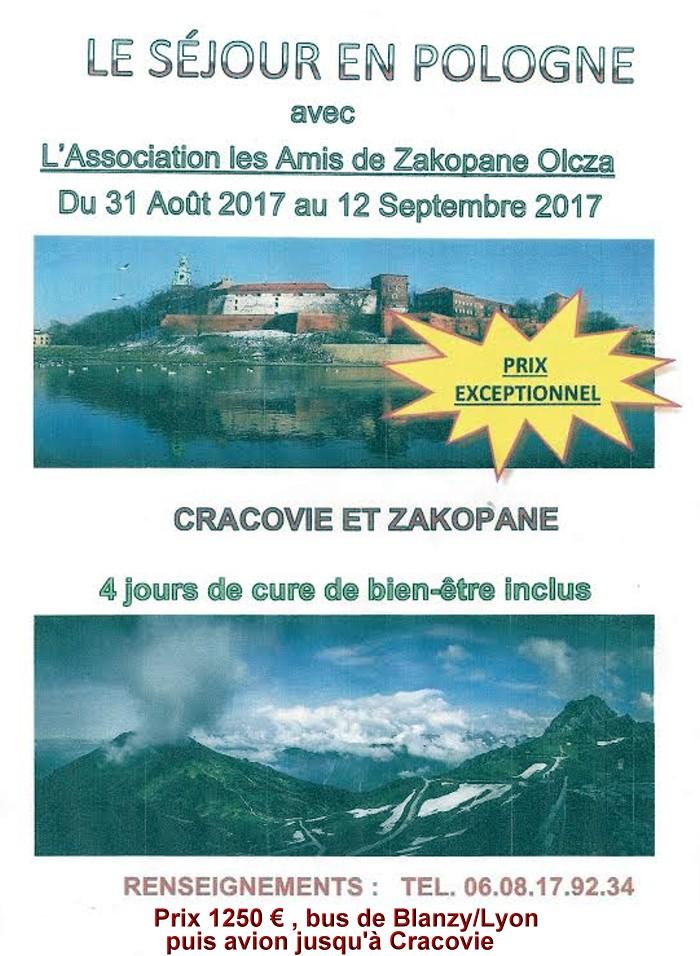 Amis de Zakopane (Blanzy)