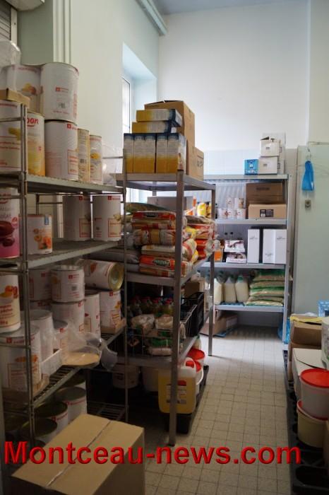 Visite d une cuisine centrale montceau news l - Definition d une cuisine centrale ...