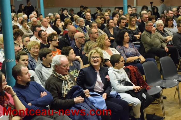 Concert Symphonique inter-écoles au Syndicat des mineurs(Montceau)