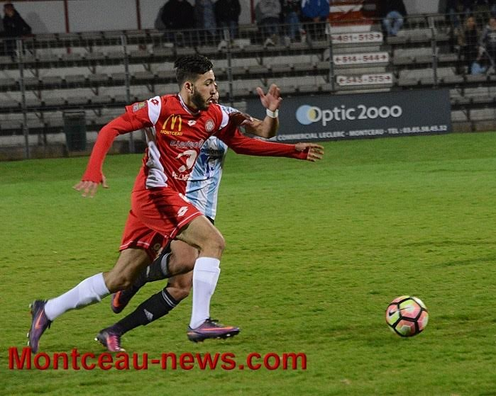 Football (CFA) MDAChasselay  – FCMB à 18h