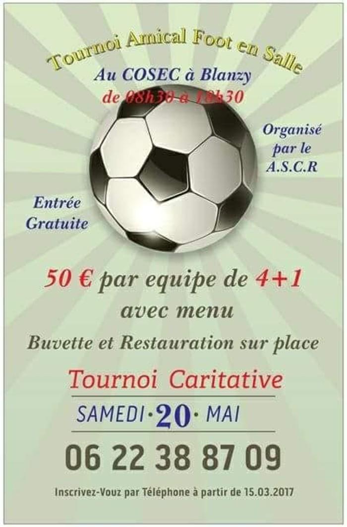 Evénement (Tournoi Futsal)
