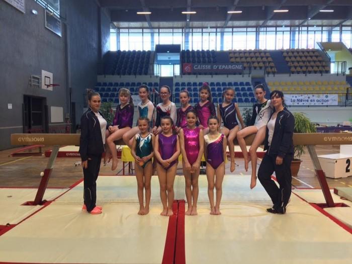 CSL Gymnastique (Saint -Vallier)