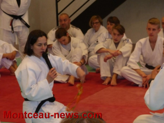 40 ans du club de judo de Perrecy-les-Forges
