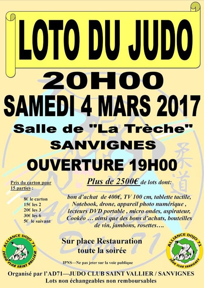 loto judo 0203172