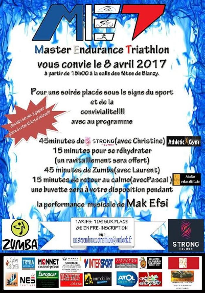 «Master Endurance Triathlon» (Blanzy)