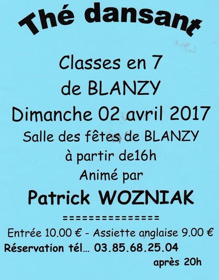 Classe en 7 de Blanzy