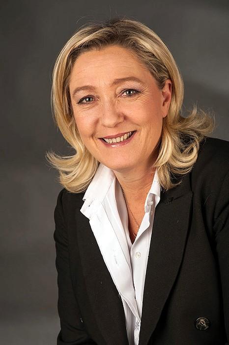 Marine Le Pen 20 04 17