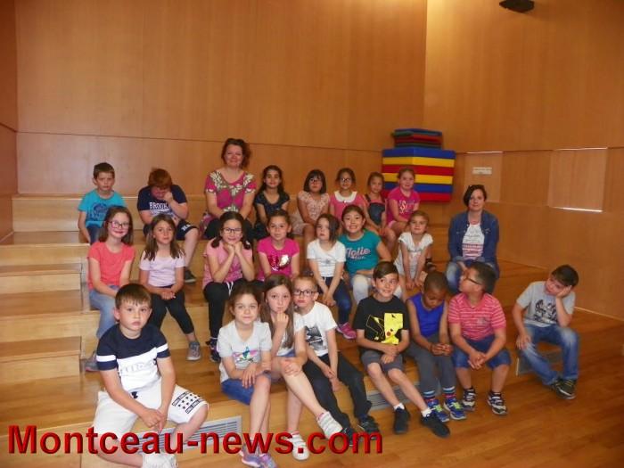 Ecole Lucie Aubrac ( Blanzy)
