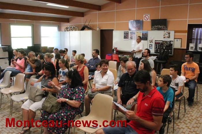 Ecole de musique à Saint-Vallier