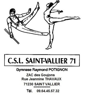 logo gym st vallier