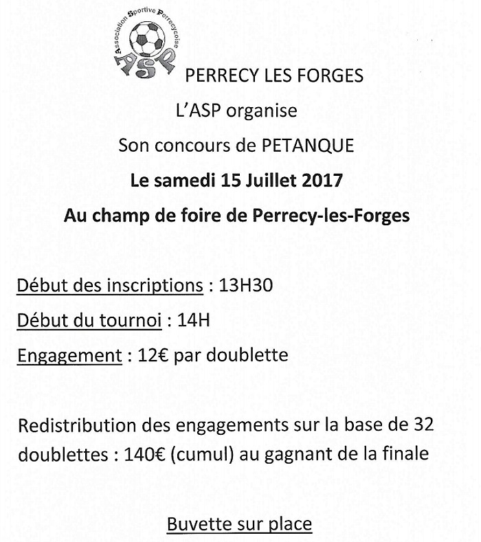 AS Perrecy-les-Forges