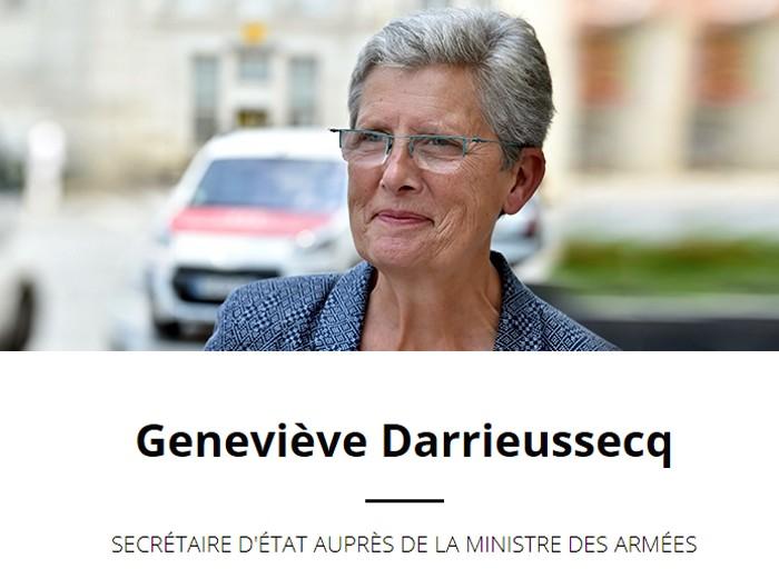 Genevieve Darrieussecq 11 09 17