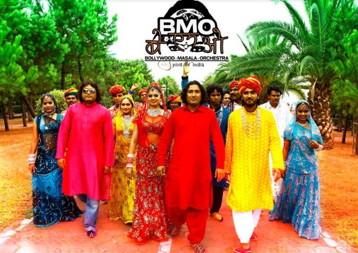 Bollywood Masala Orchestra 051117