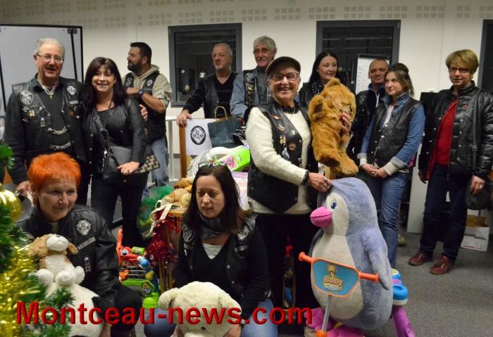 Montceau-les-Mines: Collecte de jouets