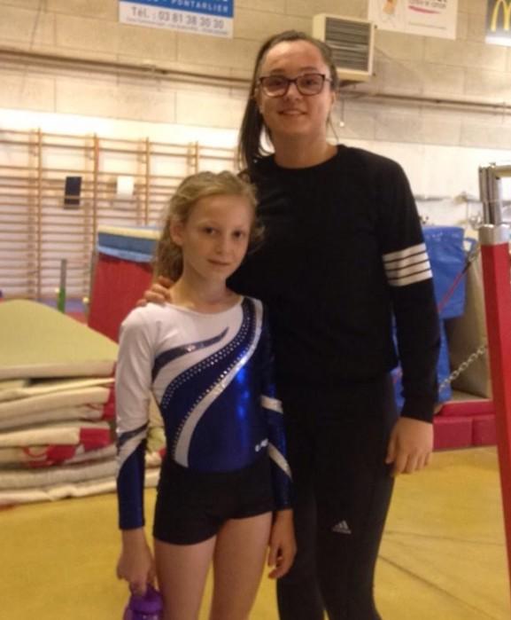 CSL Gymnastique (Saint-Vallier) ……
