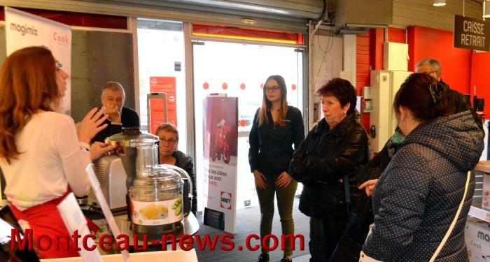 Montceau les mines table montceau news l for Darty montceau