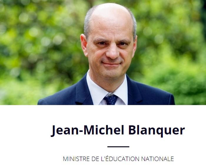 Jean-Michel Blanquer 121217
