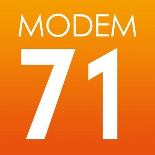 Logo Modem 71 110118
