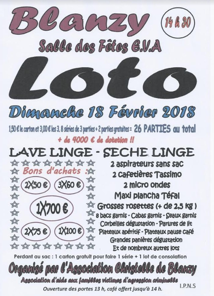 loto 0802182