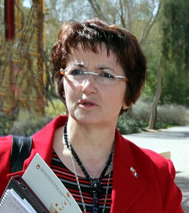 Christiane Lambert 140318