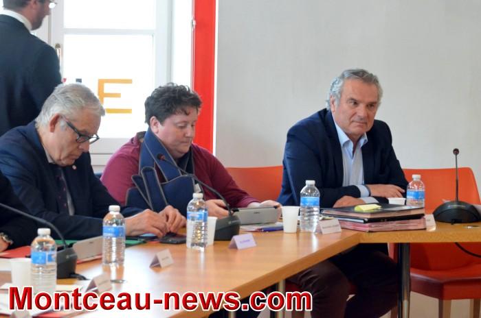 Conseil municipal de montceau montceau news l for Le reglement interieur