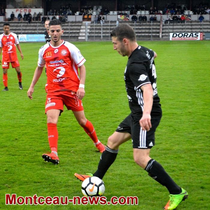 Football national 2 montceau news l 39 information de - Lapeyre saint priest ...