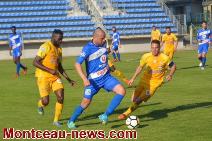 8fb3f899599 FC Gueugnon-CA Pontarlier 0-0   Tout est encore possible ! foot 22041820