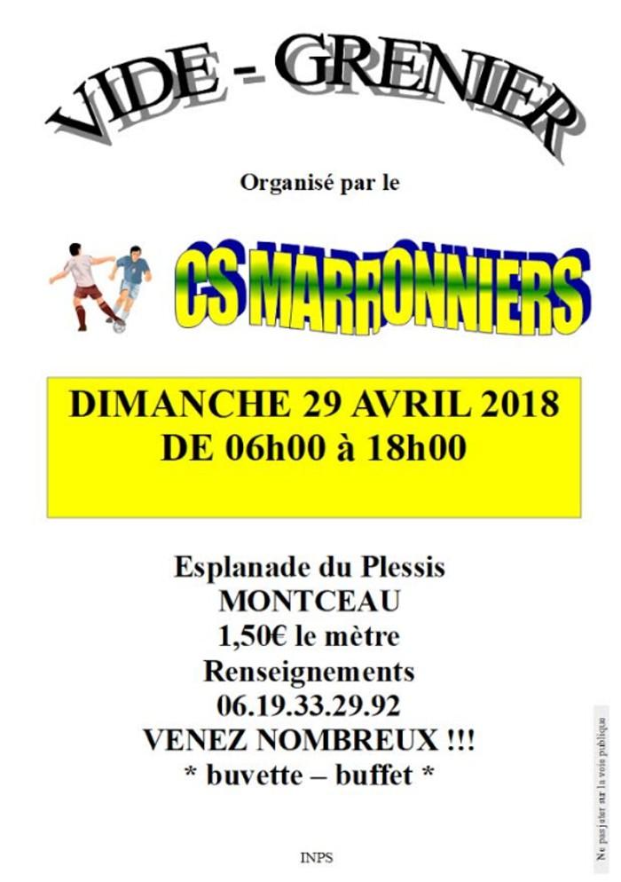 marronniers 1304182
