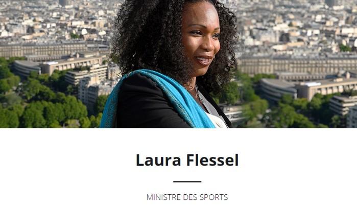 Laura Flessel 250618