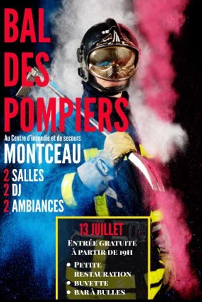 bal pompiers 050718
