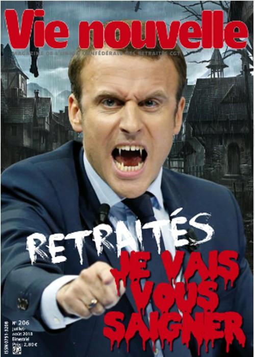 Macron CGT 300818