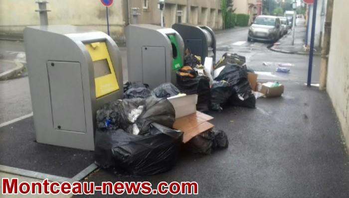 poubelles 1008183