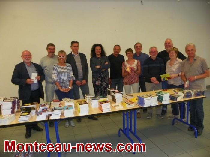 2e Salon Du Livre A Blanzy Montceau News L Information
