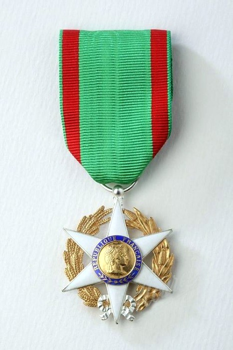 Ordre merite agricole 181018