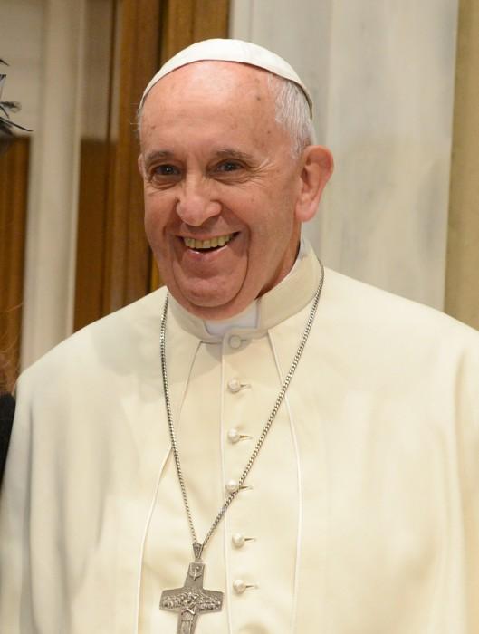 Pape francois 091018