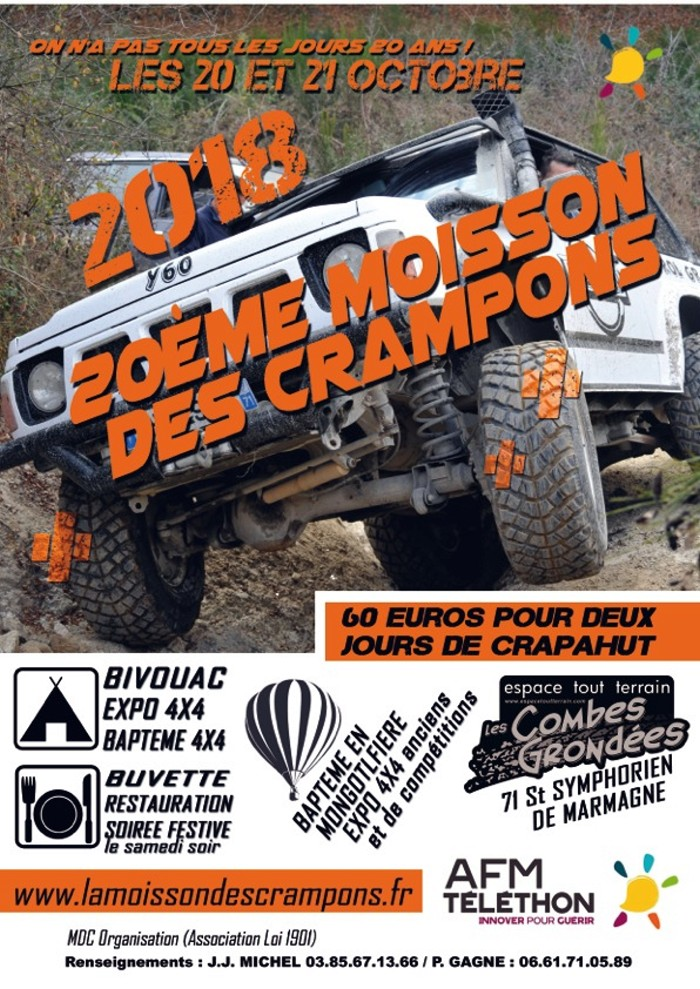 4X4 Moissons Crampons 27001192