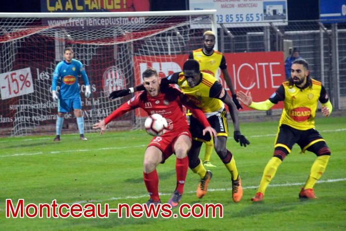 FCMB Foot Montceau 2400119