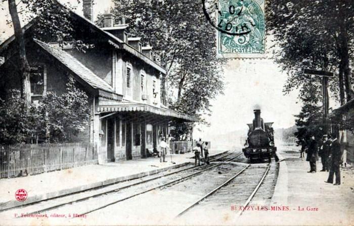 Cartes postales anciennes Montceau collection privee Montceau-news.com 240219