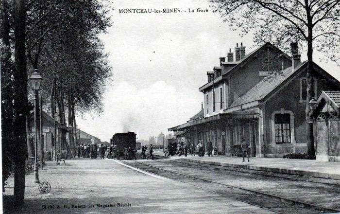 Cartes postales anciennes Montceau collection privee Montceau-news.com 2402191
