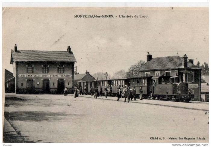 Cartes postales anciennes Montceau collection privee Montceau-news.com 2402192