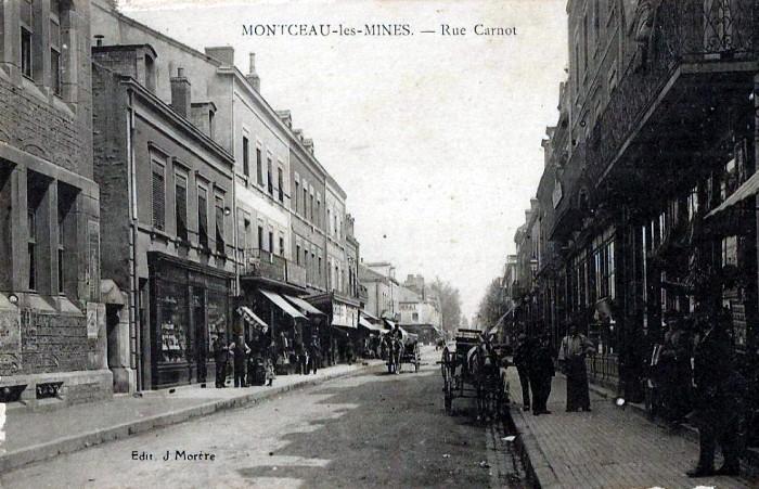 Cartes postales anciennes Montceau patrimoine Montceau-news;com 2502194