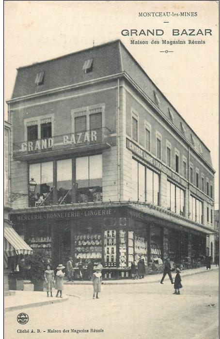 Cartes postales anciennes Montceau patrimoine Montceau-news;com 2502197