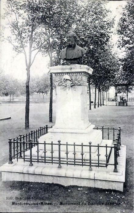 Cartes postales anciennes Montceau patrimoine Montceau-news;com 2502199