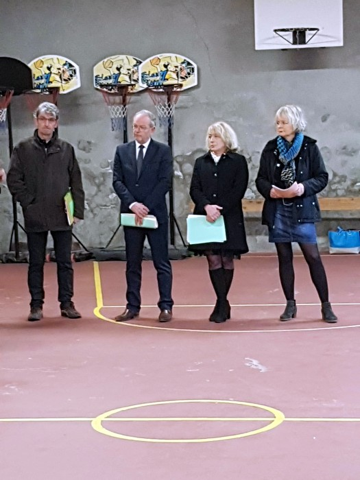 Ecole Toulon Arroux blocage parents eleves DASEN 0702195