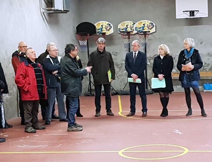 Ecole Toulon Arroux blocage parents eleves DASEN 0702196