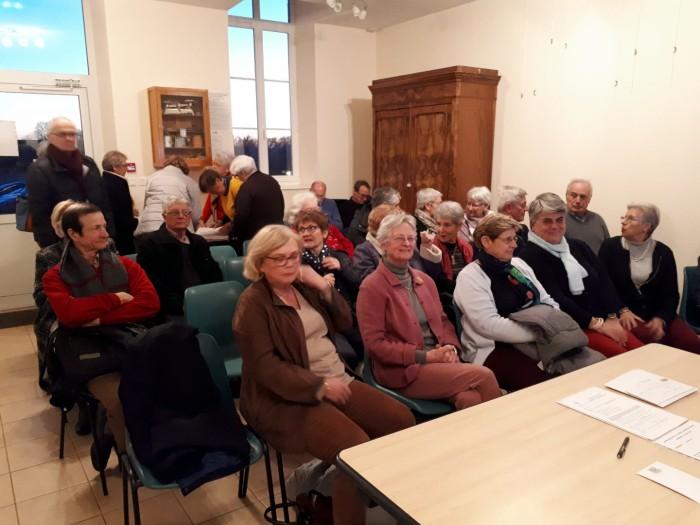 Musique 4 saisons en Charolais assemblee generale Montceay-news.com 210219
