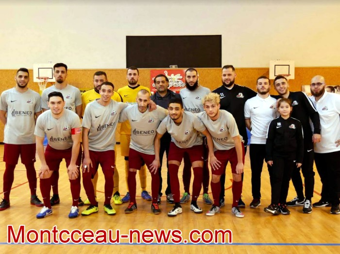 TMF Team Montceau foot fitsal 100219