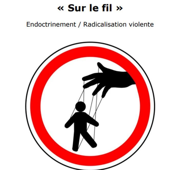Theatre reactif sur fil radicalisation violence 090219