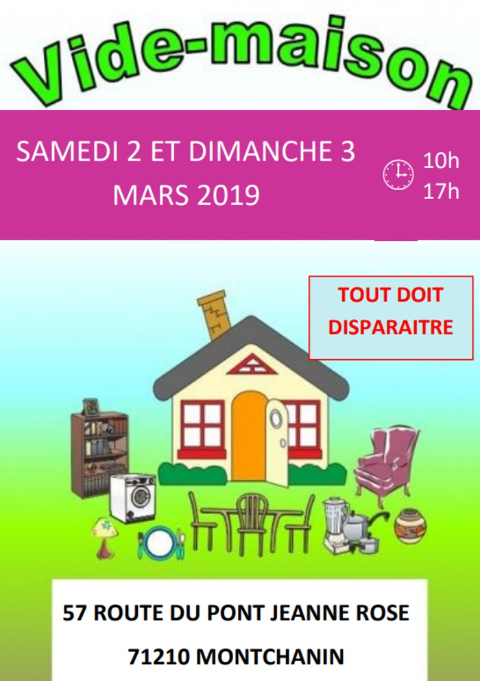 Vide Maison A Montchanin Montceau News L Information De Montceau Les Mines Et Sa Region
